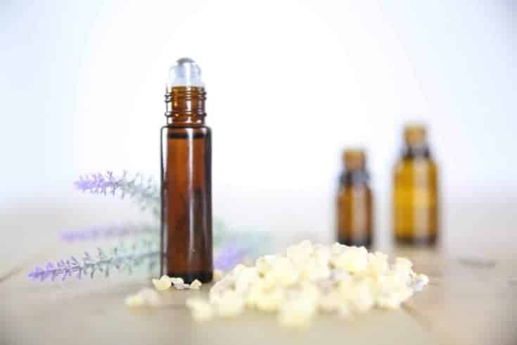 How to Make a Clear Skin Essential Oil Roller Bottle
