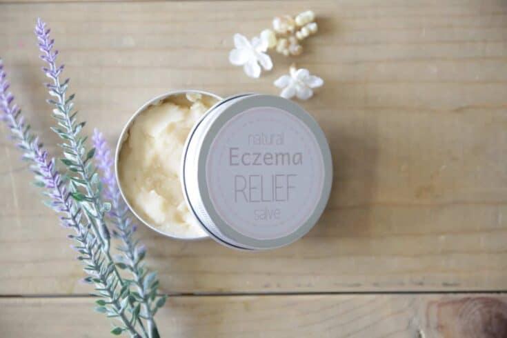 Healing Salve For Eczema