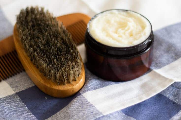 DIY Beard Conditioning Balm