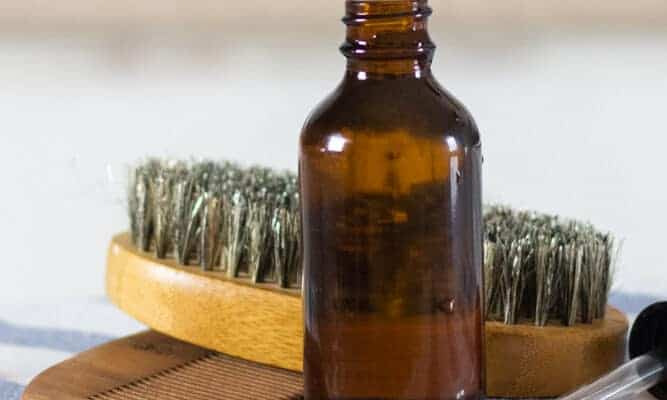 diy beard shampoo.
