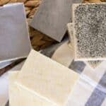homemade goat milk soap bars