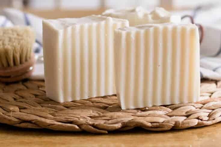 Cold-Process Shampoo Bars